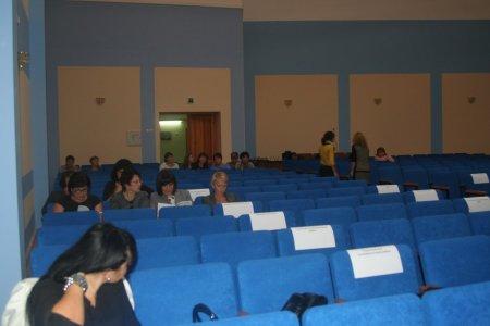 Встреча губернатора Калининградской области Н.Н. Цуканова с педагогической общественностью