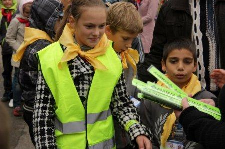 областной конкурс юных инспекторов движения «Безопасное колесо 2013»