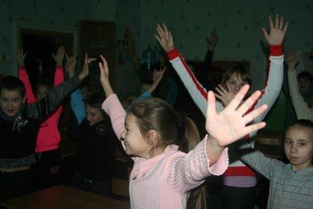 День здоровья в начальной школе