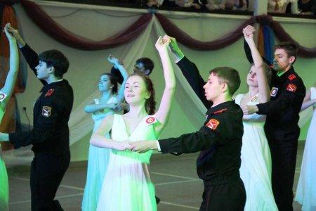 В Калининградской художественно галерее прошел финал VI областного кадетского бала «Отчизны верные сыны»