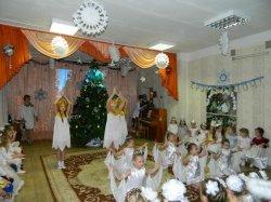 """Районный детский музыкальный праздник """"Рождественский перезвон"""""""