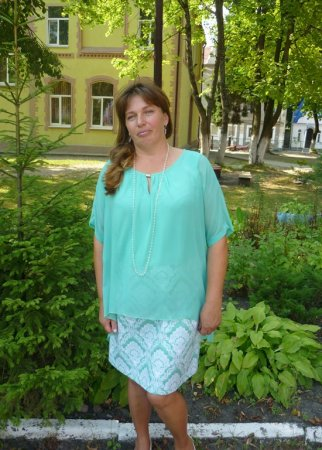 Шугай Светлана Семёновна