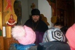 Экскурсия в храм в 4-ых классов
