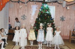 Районный детский музыкальный праздник РОЖДЕСТВЕНСКИЙ ПЕРЕЗВОН