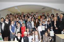 В Черняховске прошла XVI областная олимпиада по литовскому языку