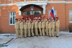 Военно-патриотическое общественное движение «Юнармия»