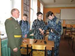 Славный юбилей ДОСААФ России