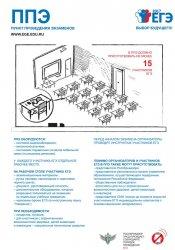 Информационные плакаты ЕГЭ 2017