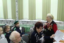 «Открыл»  мероприятие «Реквием» Р.Рождественского