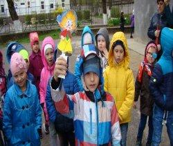 Экскурсия по школе с будущими первокласниками