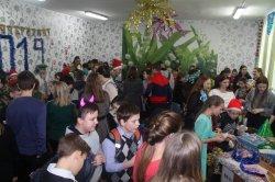 Новогодняя ярмарка