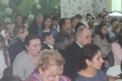 Окружной конкурс чтецов, ПОСВЯЩЕННОГО  75-ГОДОВЩИНЕ СНЯТИЯ БЛОКАДЫ ЛЕНИНГРАДА
