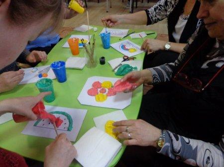 Семинар-практиум «Художественно – эстетическое развитие через интеграцию различных видов деятельности»