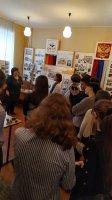Посещение музея учащимися калининградской школы №13