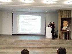 Научно-практическая конференция учащихся кадетских классов Калининградской области «Военное ремесло»-3 место!