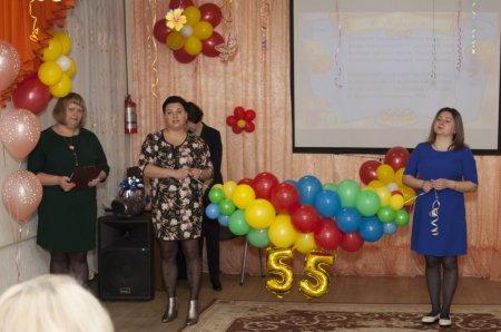 Детскому саду - 55 лет